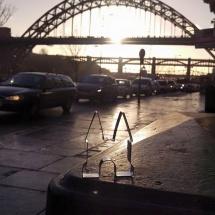 De uitsteker in Newcastle door Ashley Kyra Smit