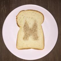 Waterpoort bruin brood in sneetje wit van Youri de Vries