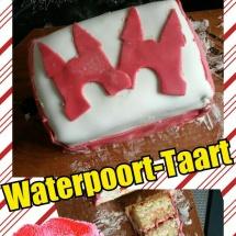 Waterpoort-taart door Jolanda Mulder 1