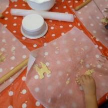 Waterpoortkoekjes bakken Thomas van Aquinoschool 1