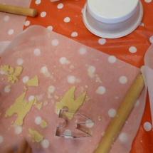 Waterpoortkoekjes bakken Thomas van Aquinoschool 2