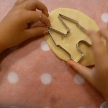Waterpoortkoekjes bakken Thomas van Aquinoschool 4