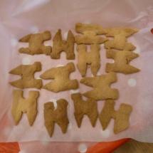 Waterpoortkoekjes bakken Thomas van Aquinoschool 7