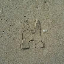 Een goede indruk achterlaten op het strand van Camperduin door Paul Hoomoedt