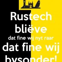Rustech bliëve dat fine wij nyt raar dat fine wij bysonder copyright